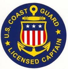 US Coast Guard Licensed Captain